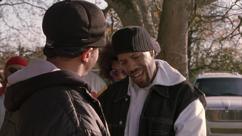 Kangol Hat in Scary Movie 3 (2003)