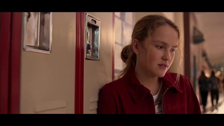 Lee Jeans Jacket Worn by Talitha Bateman as Lex in Away S01E04 (2)