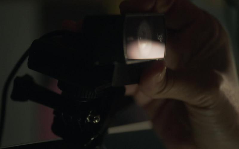 Logitech Camera in L.A.'s Finest S02E02