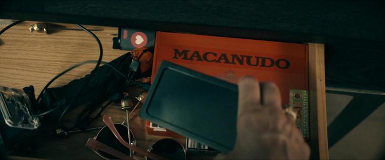 Macanudo Inspirado Cigars Box in The Boys S02E06 TV Show (1)