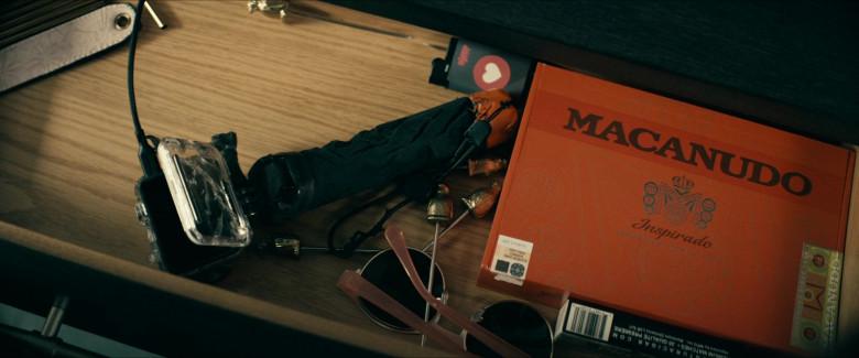 Macanudo Inspirado Cigars Box in The Boys S02E06 TV Show (2)