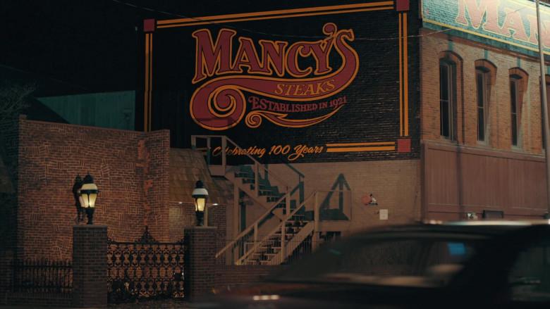 Mancy's Steakhouse in A.P. Bio S03E02