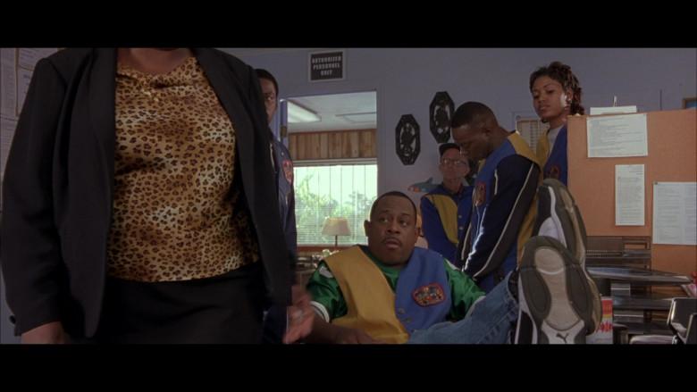 Martin Lawrence as Jamal Walker 'Skywalker' Wears Puma Sneakers in Black Knight Movie (1)