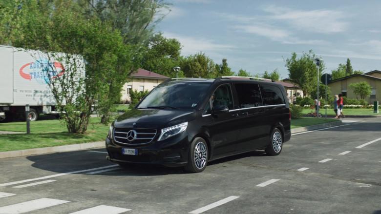 Mercedes-Benz V-Class Black Multi Purpose Vehicle in We Are Who We Are S01E01 (1)