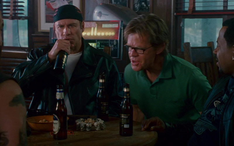Michelob Beer Enjoyed by John Travolta as Woody Stevens in Wild Hogs (1)