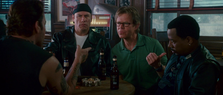 Michelob Beer Enjoyed by Martin Lawrence as Bobby Davis in Wild Hogs
