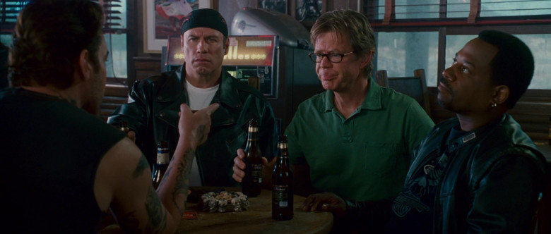 Michelob Beer Enjoyed by William H. Macy as Dudley Frank in Wild Hogs