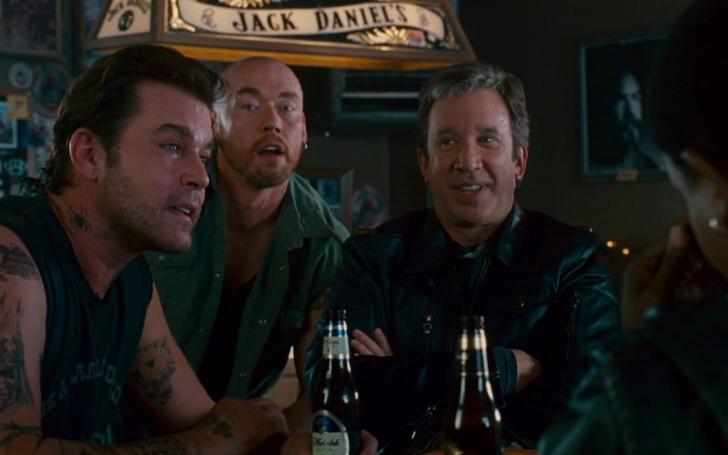 Michelob Ultra Beer of Ray Liotta as Jack in Wild Hogs (1)