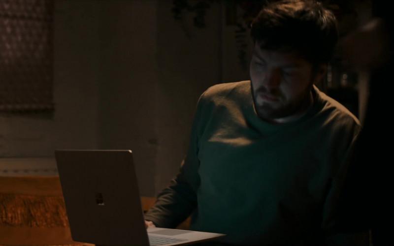 Microsoft Surface Laptop in Strike – Season 4 Episode 2 (1)