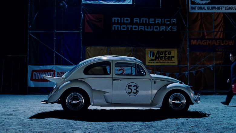 Mid America Motorworks and Auto Meter in Herbie Fully Loaded (2005)