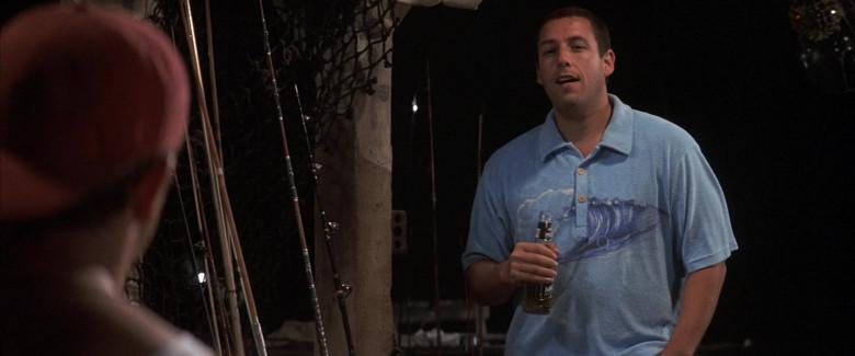 Miller Genuine Draft (MGD) Beer of Adam Sandler as Henry Roth in 50 First Dates Movie (1)