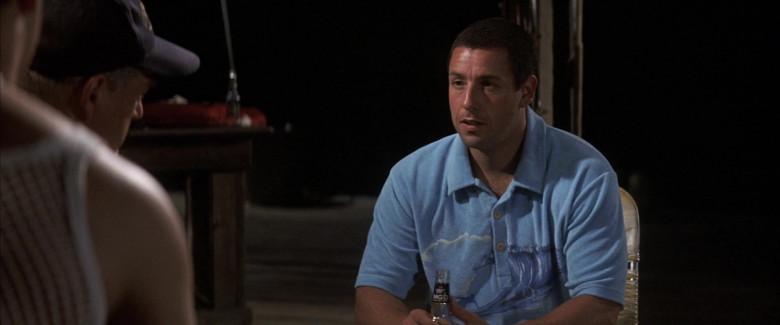 Miller Genuine Draft (MGD) Beer of Adam Sandler as Henry Roth in 50 First Dates Movie (2)
