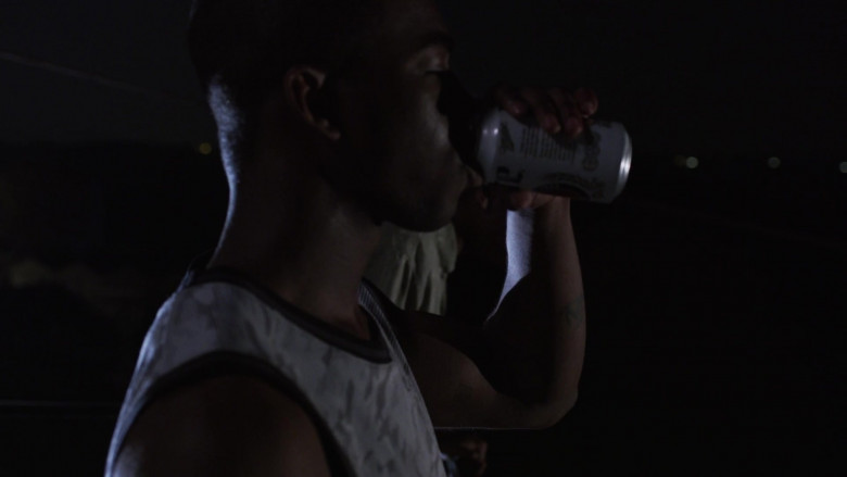 Miller Lite Beer Can in We Are Who We Are TV Show (2)