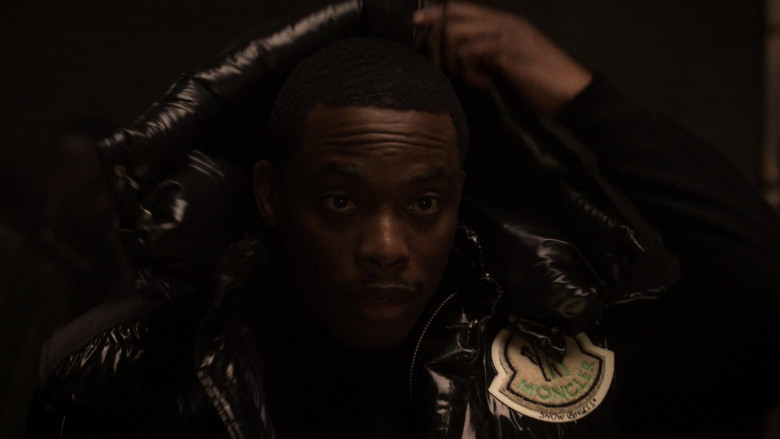 Moncler x Givenchy Men's Jacket in Power Book 2 Ghost S01E03 TV Series (1)