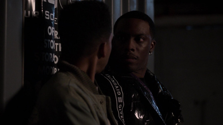 Moncler x Givenchy Men's Jacket in Power Book 2 Ghost S01E03 TV Series (3)