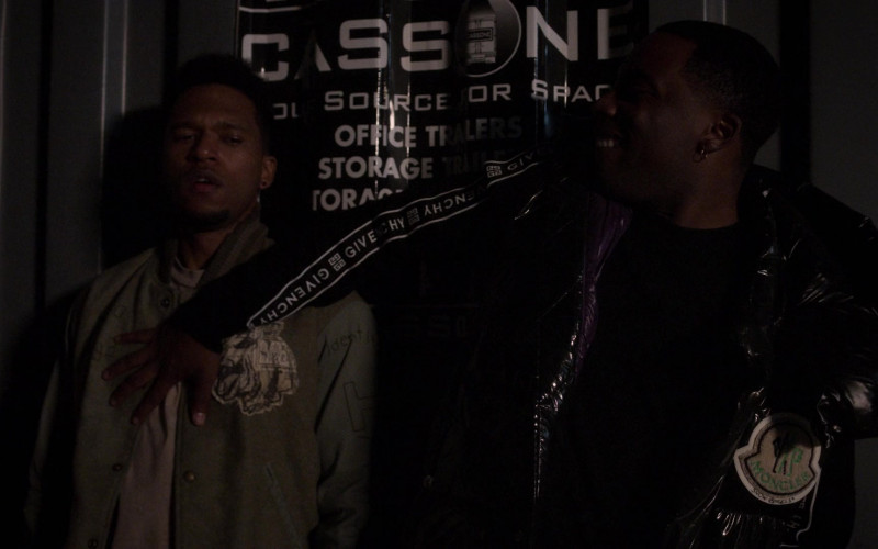 Moncler x Givenchy Men's Jacket in Power Book 2 Ghost S01E03 TV Series (5)