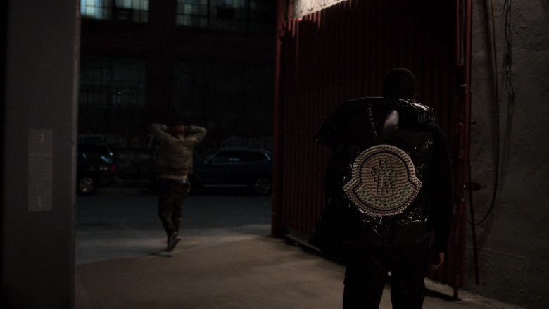 Moncler x Givenchy Men's Jacket in Power Book 2 Ghost S01E03 TV Series (6)