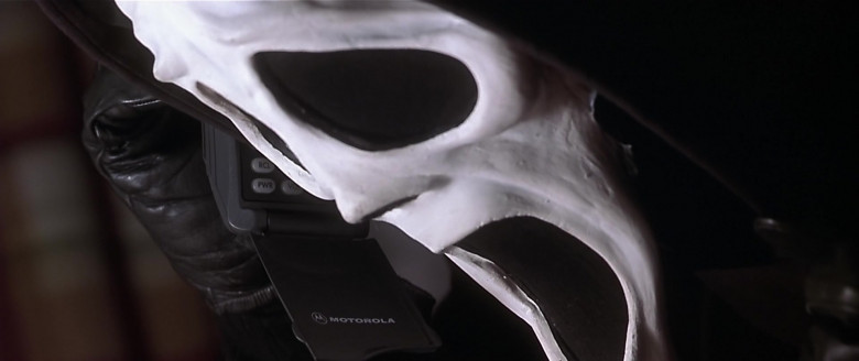 Motorola Phone of Dave Sheridan as The Killer in Scary Movie (2000)