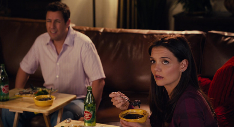 Mountain Valley Spring Water of Katie Holmes as Erin in Jack and Jill Movie (1)