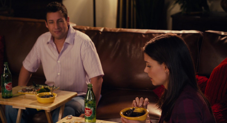 Mountain Valley Spring Water of Katie Holmes as Erin in Jack and Jill Movie (2)