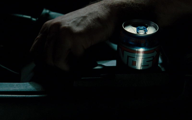 NOS Energy Drink of Paul Walker as Brian O'Conner in Fast & Furious (1)