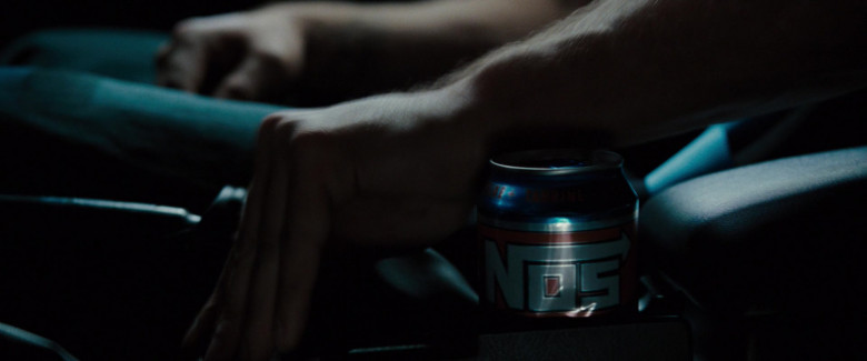 NOS Energy Drink of Paul Walker as Brian O'Conner in Fast & Furious (2)