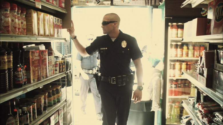 Nestlé Coffee-mate and Aunt Jemima in End of Watch (2012)