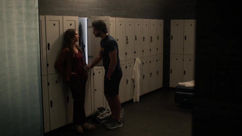New Balance Men's Trainers in L.A.'s Finest S02E12