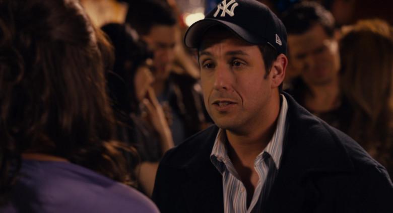 New Era New York Yankees Cap of Adam Sandler as Jack in Jack and Jill Comedy Movie (1)