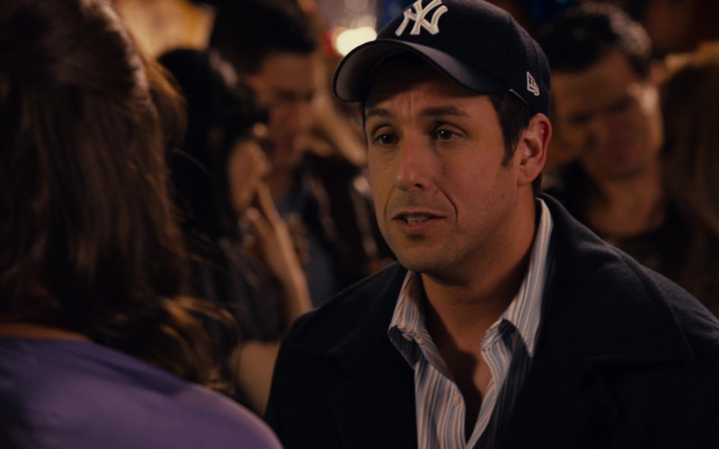 New Era New York Yankees Cap of Adam Sandler as Jack in Jack and Jill Comedy Movie (1)