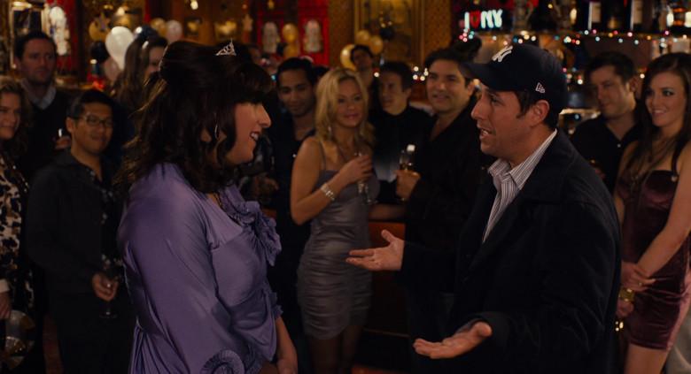 New Era New York Yankees Cap of Adam Sandler as Jack in Jack and Jill Comedy Movie (2)