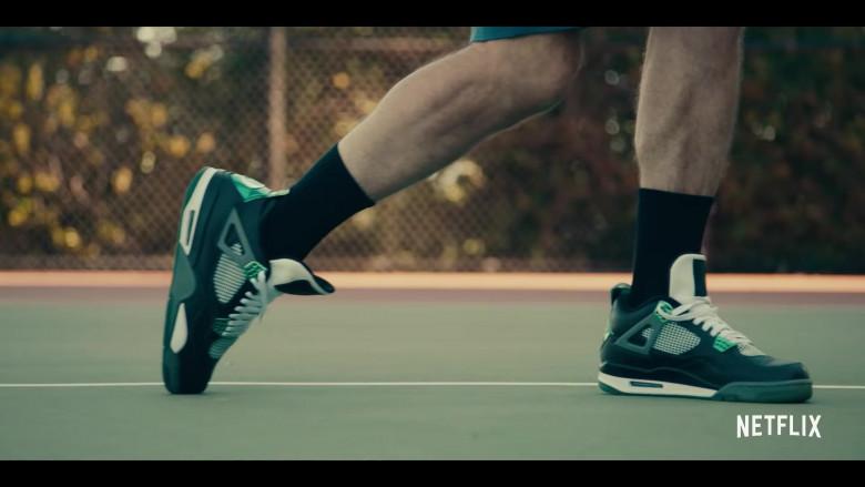 Nike Air Jordan 4 Sneakers for Men in Sneakerheads Season 1 TV Show (1)
