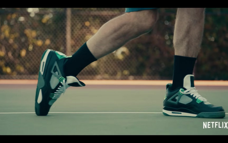 Nike Air Jordan 4 Sneakers for Men in Sneakerheads Season 1 TV Show (1)