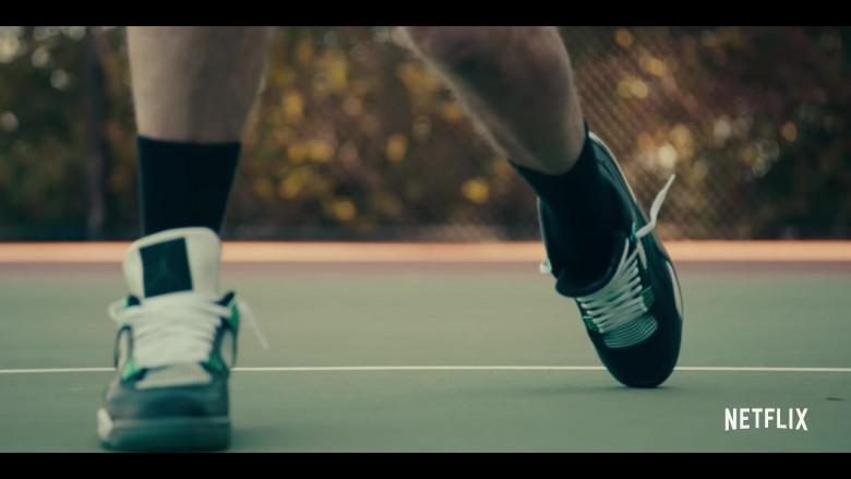 Nike Air Jordan 4 Sneakers for Men in Sneakerheads Season 1 TV Show (2)