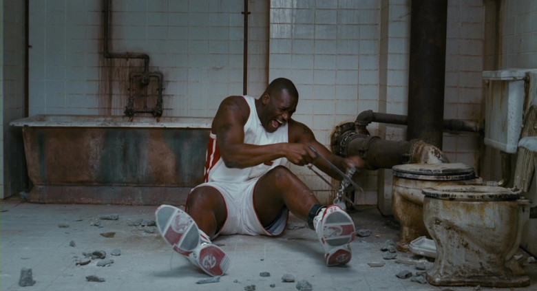 Nike Air Shaq Sneakers of Shaquille O'Neal in Scary Movie 4 (3)