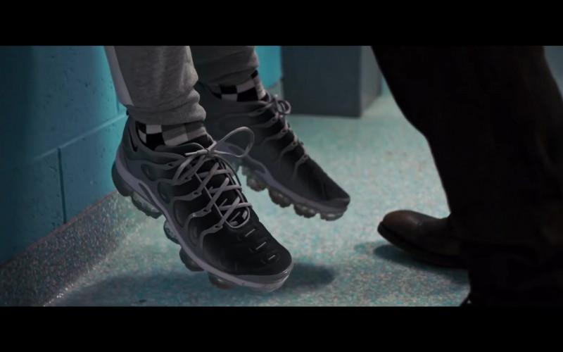 Nike Air Vapormax Plus Wolf Grey Sneakers in Freaky (2020)