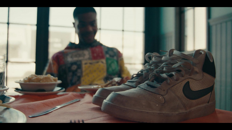 Nike Court Borough Mid Sneakers in Sneakerheads Season 1 Episode 6 TV Series by Netflix (1)