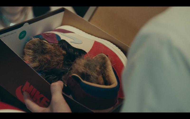 Nike Fur Sneakers in Sneakerheads S01E04
