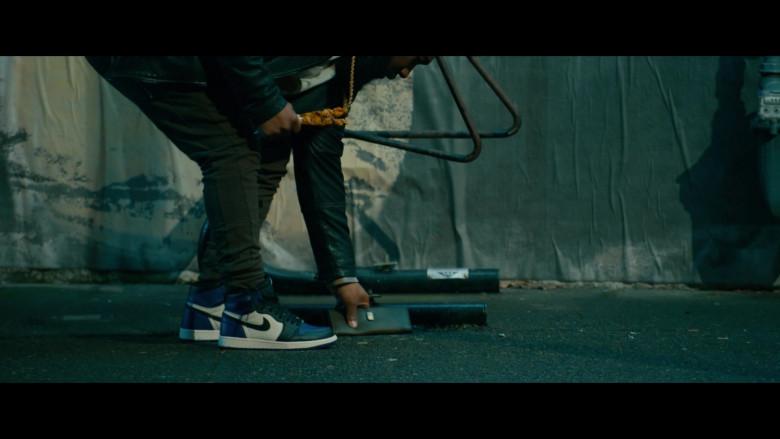 Nike Jordan 1 High Sneakers of T. Murph as Clovis in Woke S01E01