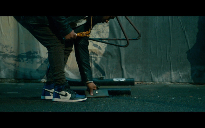 Nike Jordan 1 High Sneakers of T. Murph as Clovis in Woke S01E01