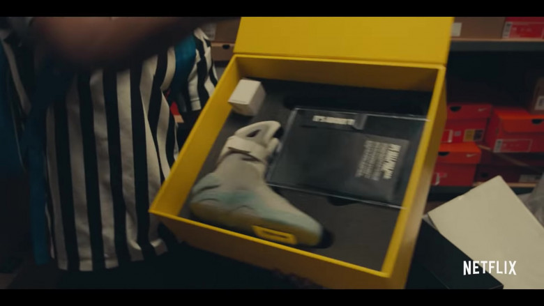Nike MAG Back to the Future Sneakers in Sneakerheads Season 1 (1)