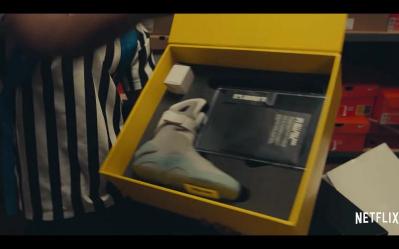Nike MAG Back to the Future Sneakers in Sneakerheads Season 1 (1)