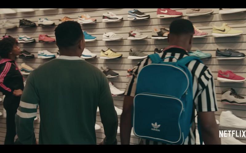 Nike Sneakers in Sneakerheads Season 1 (2020)