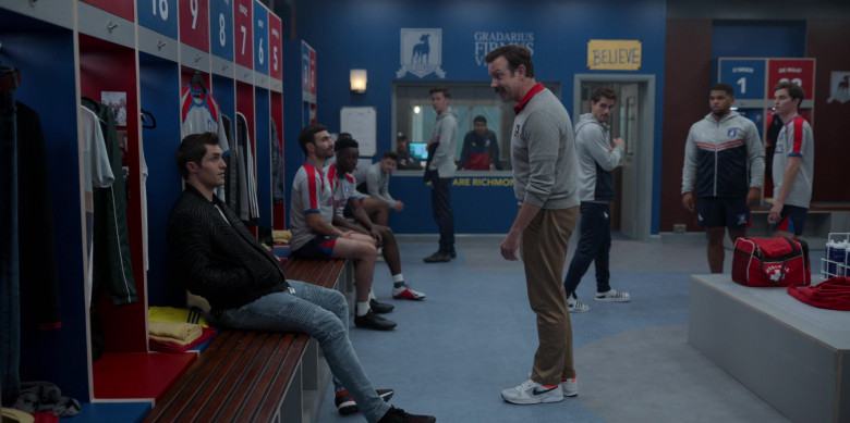 Nike Sneakers of Jason Sudeikis in Ted Lasso S01E06