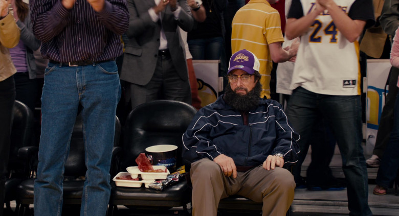 Nike Tracksuit Jacket Outfit of Al Pacino in Jack and Jill Movie (2)