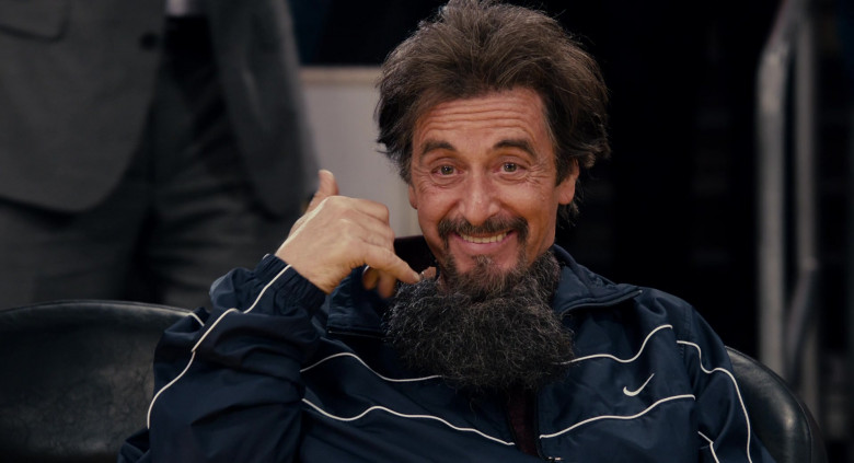 Nike Tracksuit Jacket Outfit of Al Pacino in Jack and Jill Movie (4)