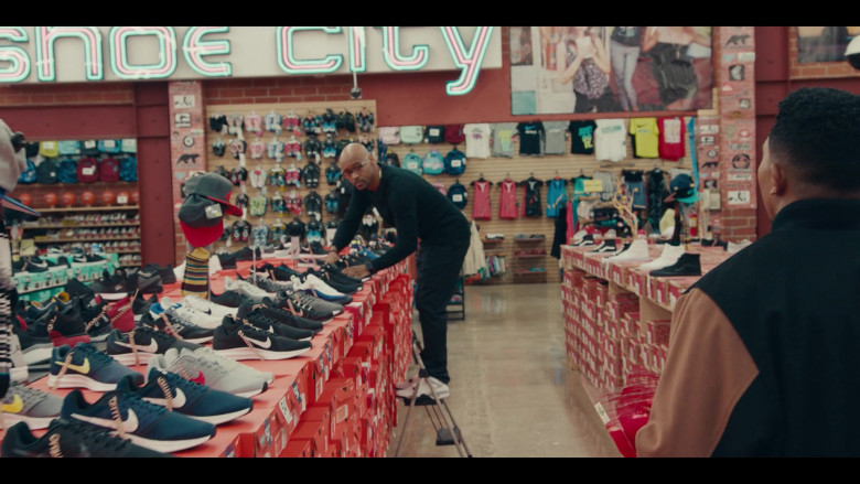 Nike Trainers in the Store in Sneakerheads Season 1 Episode 6
