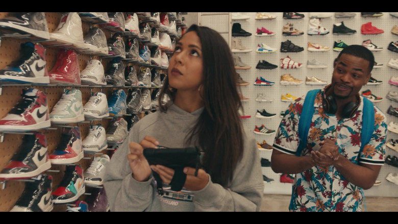 Nike and Air Jordan Shoes in the Store in Sneakerheads S01E02 (2)