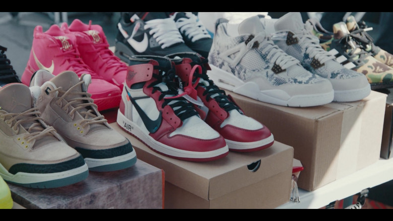 Nike and Air Jordan Shoes in the Store in Sneakerheads S01E02 (4)