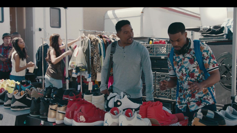 Nike and Air Jordan Shoes in the Store in Sneakerheads S01E02 (5)